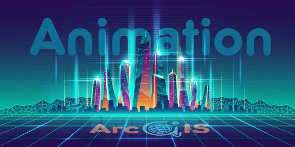 3D animation ArcGIS dan