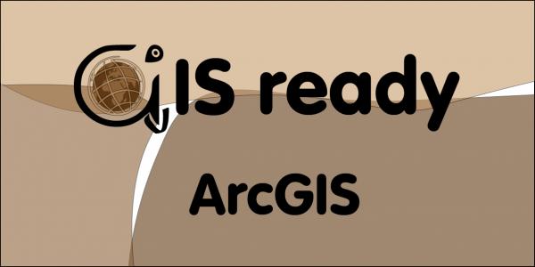 GIS ready in ArcGIS dan