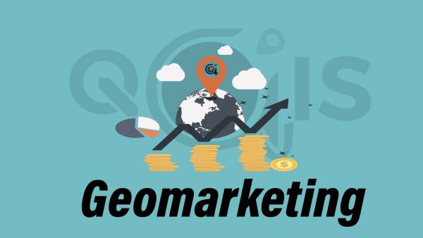 geomarketing در QGIS